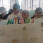 cartellone art.3 dellla Costituzione italiana