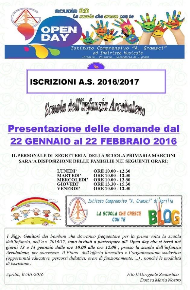 open day infanzia 2016 rid