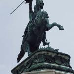 Vienna Monumento all'Arciduca d'Austria