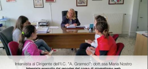 Intervista Preside Maria Nostro