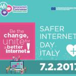 banner giornata della sicurezza in rete