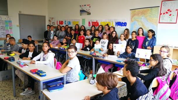 """""""Classi aperte"""" IB e IIC"""