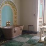stanza da bagno reale