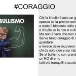 CORAGGIO! Poesia contro il bullismo 1D