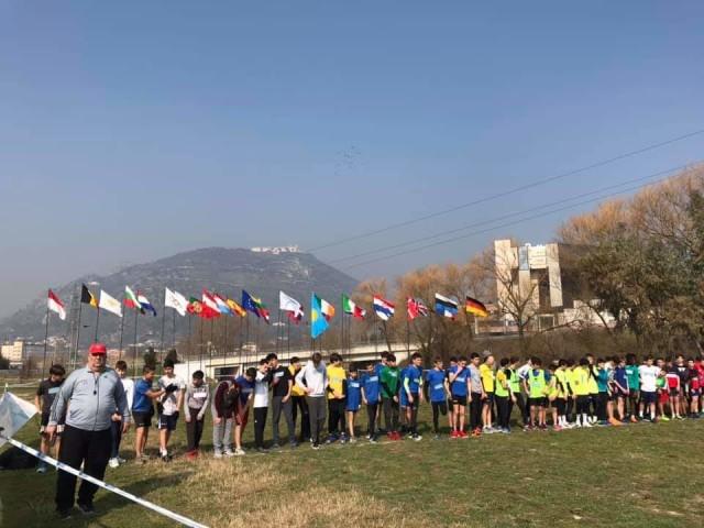 corsa campestre fase regionale 2019