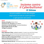 locandina incontro cyberbullismo