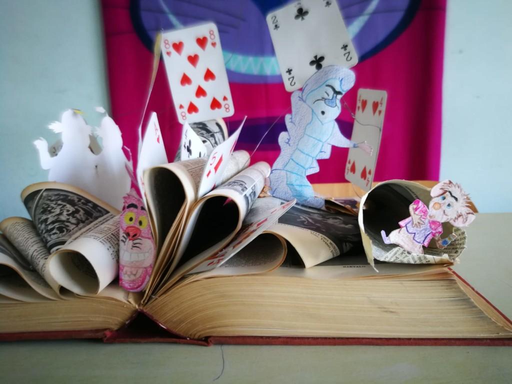 Alice ed il riciclo creativo