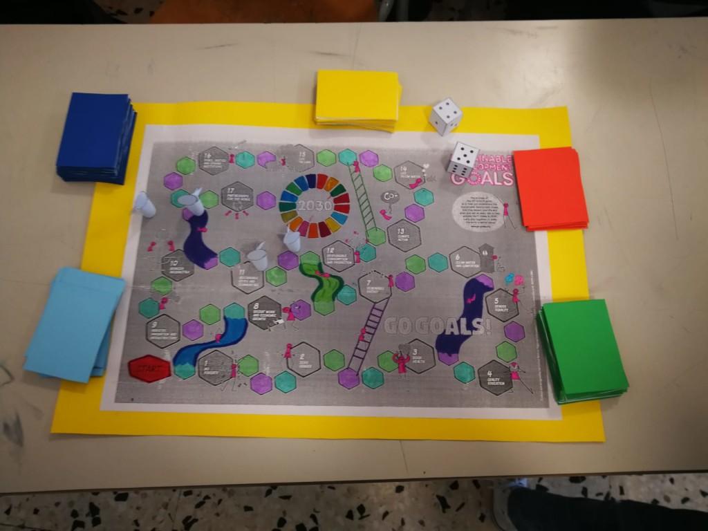 SDGs board game