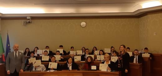 premiazione senato