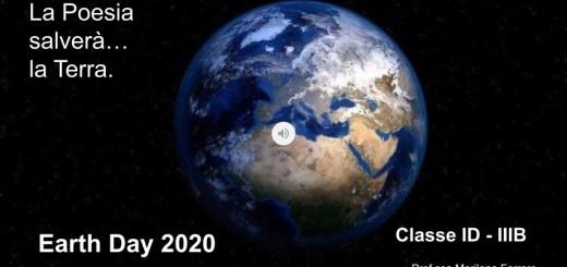 Poesie Earthday 2020